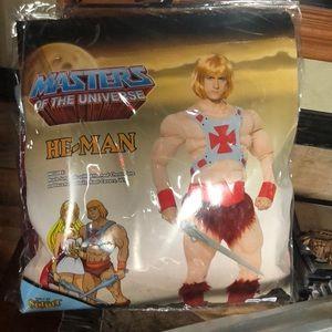 Other - Men's He-Man Halloween costume